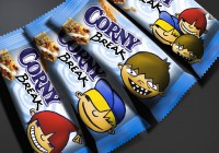 Corny break - obal