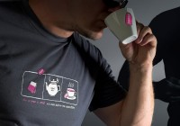 Pinky+Horká triko