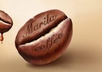 Marila_kávové zrnko - americkáretuš